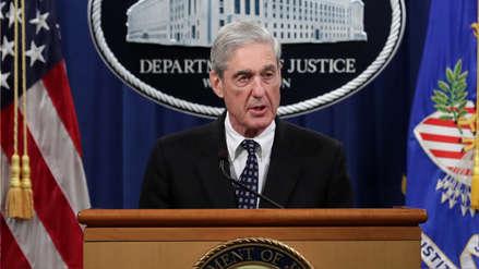 Renunció Robert Mueller, el fiscal que investigó la injerencia rusa en las elecciones presidenciales de EE.UU.