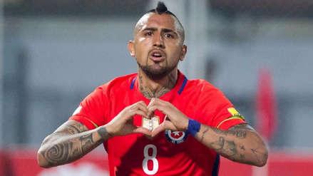 Arturo Vidal, el 'rey' que busca su tercera corona en la Copa América