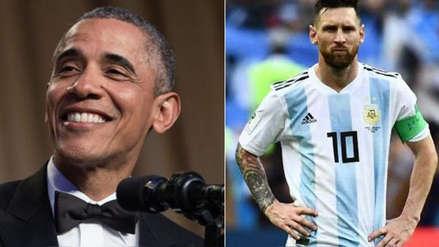Lionel Messi: Obama explicó por qué Argentina no gana un Mundial pese a tener a la 'Pulga'