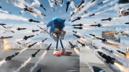 Tráiler de Sonic the Hedgehog es