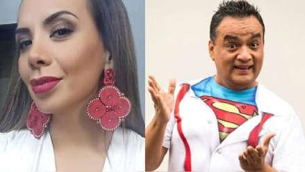 Mónica Cabrejos revela que Jorge Benavides la defendió de acoso sexual por parte de un gerente de televisión