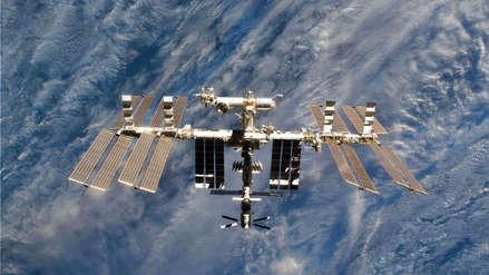 Estación Espacial Internacional en alerta por riesgo de impacto de basura espacial