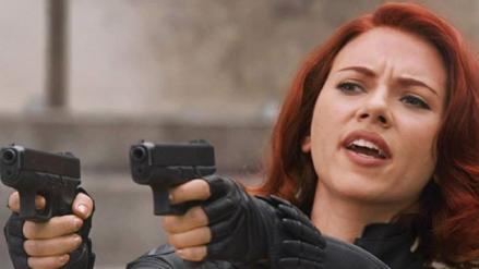 """Scarlett Johansson es captada en Noruega en el set de filmación de """"Black Widow"""""""