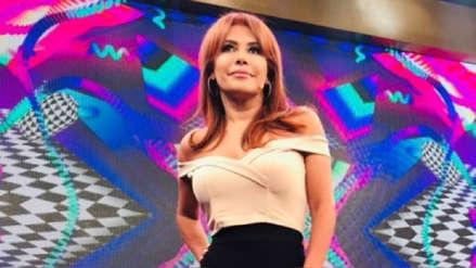 Magaly Medina denuncia que su equipo periodístico fue detenido por la Policía en Comas