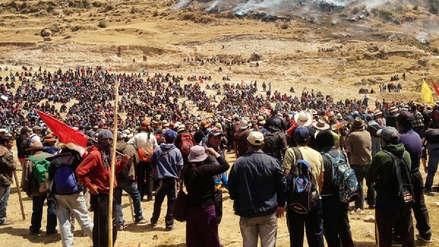 SNMPE cuestionó que se busquen fijar criterios especiales para protestas sociales