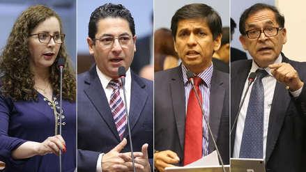 Las posturas de los congresistas sobre una posible cuestión de confianza por la reforma política