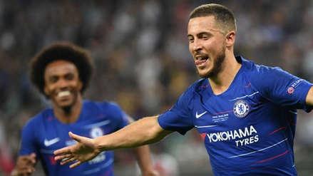 Chelsea goleó 4-1 a Arsenal y se coronó campeón de la Europa League