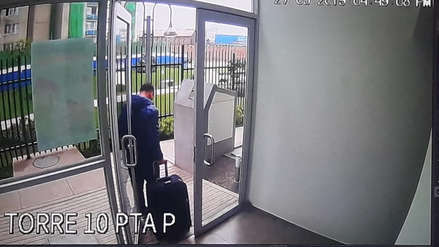 El Agustino: delincuentes ingresaron a un condominio para robar en un departamento