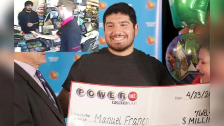 Con 800 millones de dólares, loterías de EE. UU. arrasan en el Perú