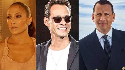 Jennifer Lopez, Marc Anthony y Alex Rodríguez asistieron al recital del pequeño Max
