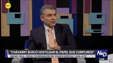 Rafael Vela: Archivamiento de informe contra Pedro Chávarry representa un agravio institucional
