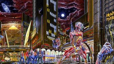 Iron Maiden demandó a la editora del videojuego 'Ion Maiden'