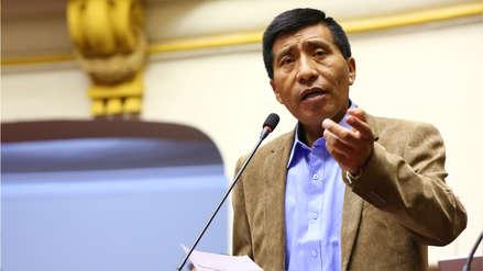 Moisés Mamani negó haber estado en control migratorio de Desaguadero: