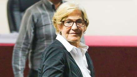 Poder Judicial desestimó apelación de Villarán y amplió su prisión preventiva de 18 a 24 meses