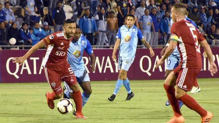 Royal Pari de Roberto Mosquera eliminó al Macará y se clasificó a octavos de final de la Sudamericana