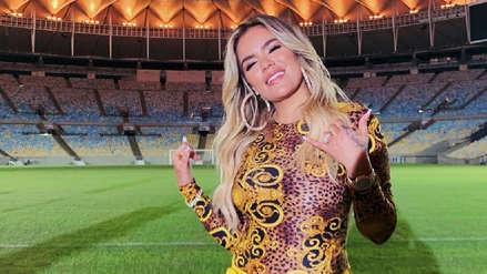 Karol G será la voz oficial de la Copa América Brasil 2019