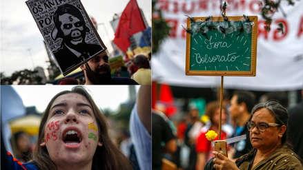 Brasil | Nueva jornada de protestas contra Bolsonaro por recortes de fondos a la educación