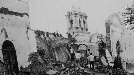 13 Imágenes que muestran las consecuencias del terremoto del 70 en Trujillo
