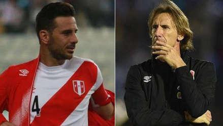 """Claudio Pizarro y su dura respuesta a Ricardo Gareca: """"Nos estamos acostumbrando a la milonga"""""""