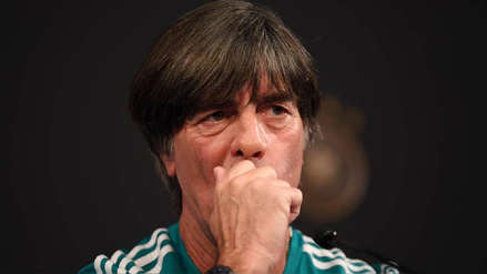Selección de Alemania: Joachim Löw, hospitalizado por problemas circulatorios