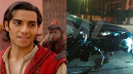 'Aladdin' demandará a Tesla porque la llanta de su vehículo eléctrico salió disparada