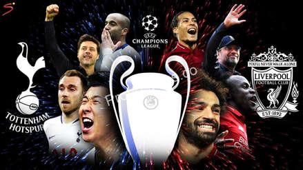Liverpool vs. Tottenham: así están las apuestas para la final de la Champions League 2019