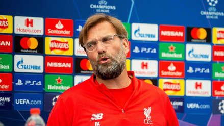 Jurgen Klopp sobre sus finales en la Champions League: