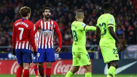 Atlético de Madrid planea denunciar al Barcelona por Antoine Griezmann