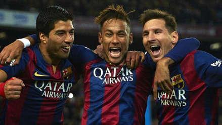 Lionel Messi reveló detalles del grupo de WhatsApp que tiene con Suárez y Neymar