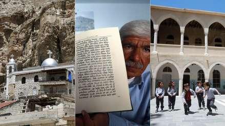 Al borde de la desaparición: 15 fotos del pueblo donde el idioma de Jesús lucha por no extinguirse