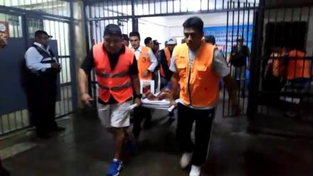 Fotos | Los internos del penal de Chiclayo y su compromiso con el simumacro de sismo