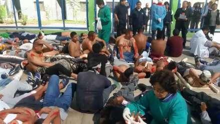 Simulacro Nacional 2019 | Ocho presos de máxima seguridad fugarían del penal de Socabaya en caso de terremoto [Video]