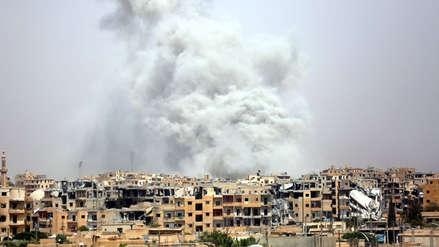 Siria | Al menos 10 muertos en dos explosiones en la antigua capital del Estado Islámico
