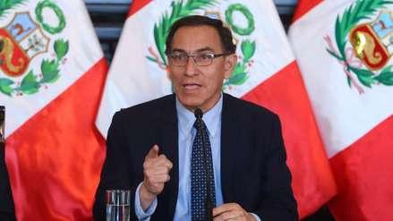 Vizcarra se pone a disposición de fiscal para que lo investigue pese a su inmunidad presidencial