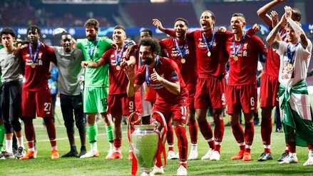 Liverpool campeón: así quedó el ranking de clubes que ganaron la Champions League