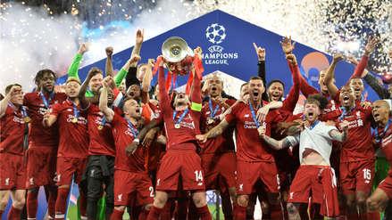 Liverpool campeón de la Champions League: UNO por UNO de los 'reds'