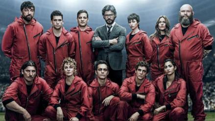 """""""La casa de papel"""": Esta es la nueva alineación del profesor para la tercera temporada"""