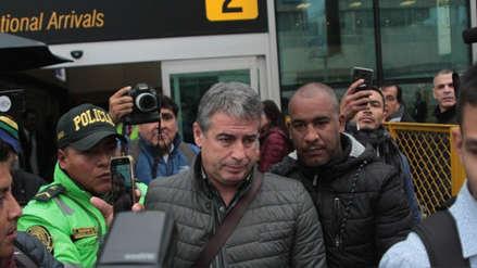 Alianza Lima: Pablo Bengoechea llegó a Lima para ponerse el buzo blanquiazul