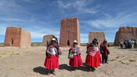 16 fotos de las mitológicas torres fúnebres de la cultura aimara que fueron restauradas por Bolivia