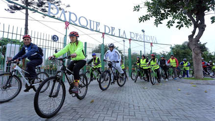 MTC impulsará el uso de la bicicleta con el programa de transporte no motorizado