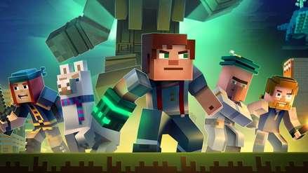 'Minecraft: Story Mode' será retirado de las tiendas a partir del 25 de junio