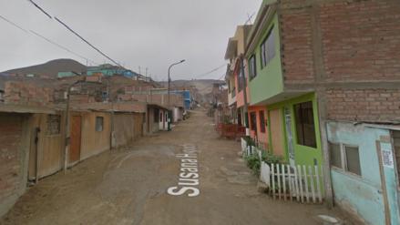 Dos muertos tras balacera por presunto ajuste de cuentas en Ventanilla