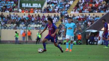 Sporting Cristal rescató un empate 1-1 ante Alianza Universidad en Huánuco