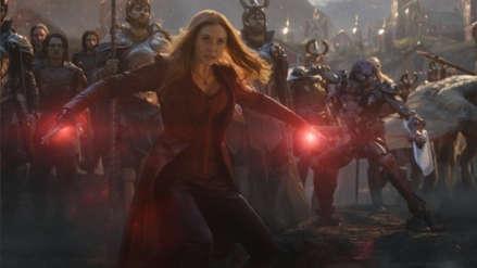 Elizabeth Olsen reveló spoilers