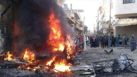Mueren 19 personas por explosión de coche bomba en norte de Siria, según ONG