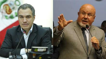 Carlos Bruce a Salvador del Solar: