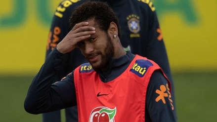 Neymar retiró video usado para defenderse de acusación de violación