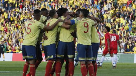 ¡Atención Perú! Colombia se impuso 3-0 a Panamá en amistoso internacional