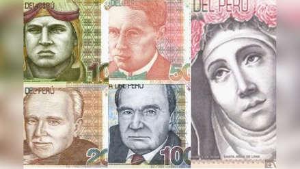 ¿Sabes quiénes son los peruanos ilustres que están en nuestros billetes?