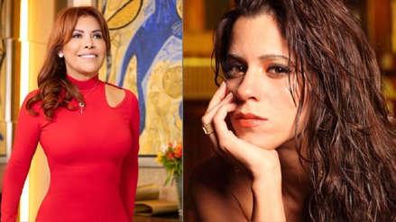 Magaly Medina a Vanessa Terkes: